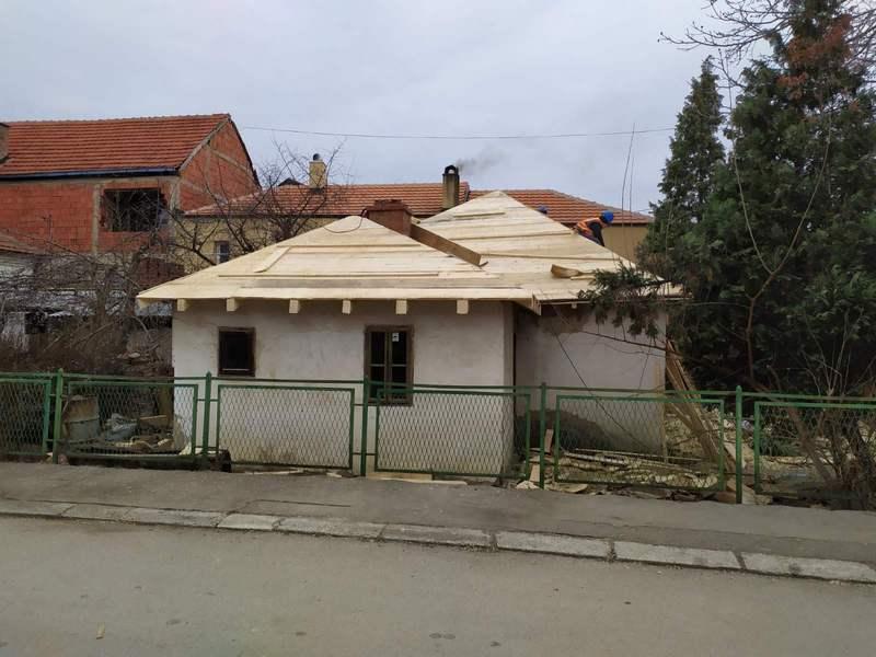 Sanira se kuća narodnog heroja Koste Stamenkovića stara oko 130 godina