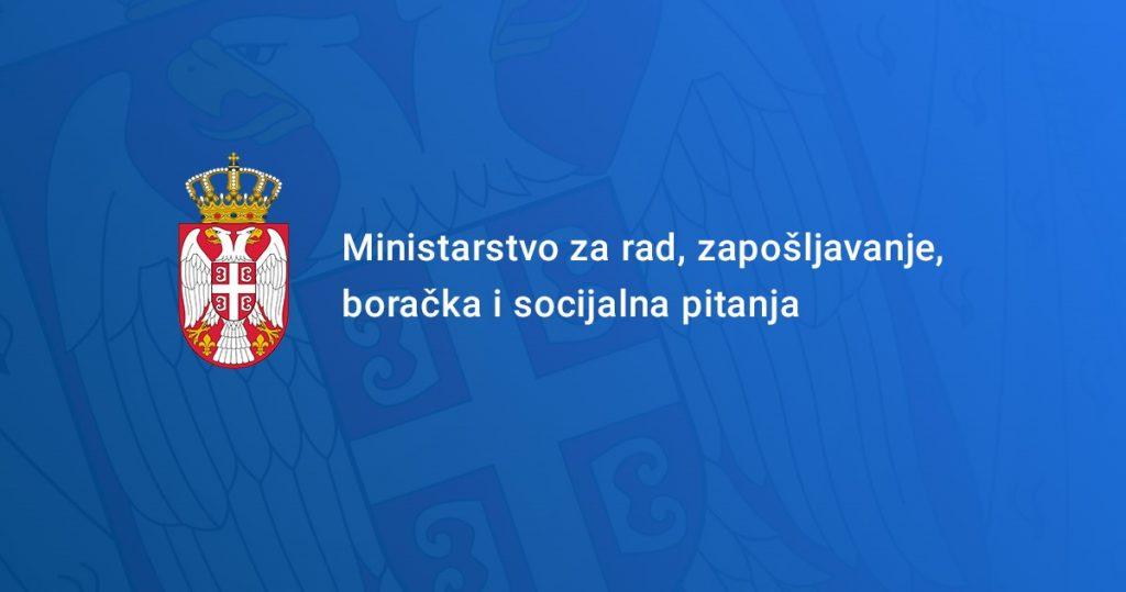 Ministarstvo za rad: Lakše do informacija o pravima na KiM