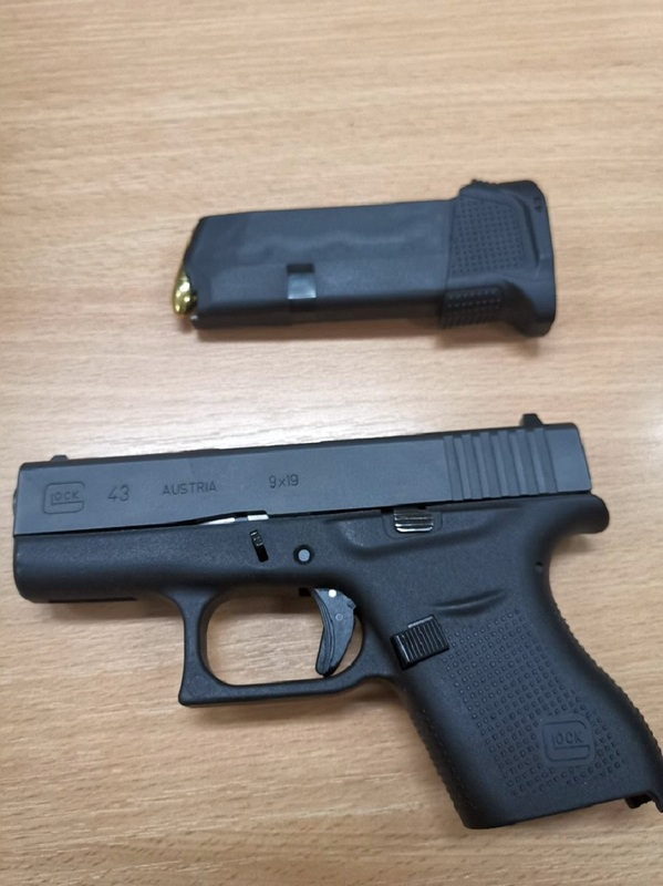 Krivična prijava zbog pištolja u čijem je okviru bilo 7 metaka