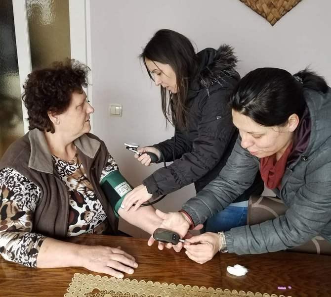 Prventivni pregledi u leskovačkim selima