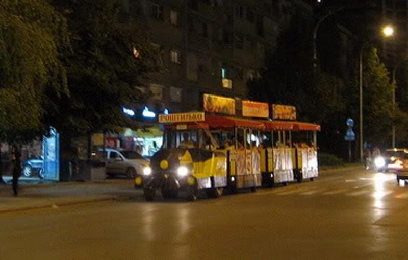 Posle 17 godina vozić Roštiljko ponovo na ulicama Leskovca