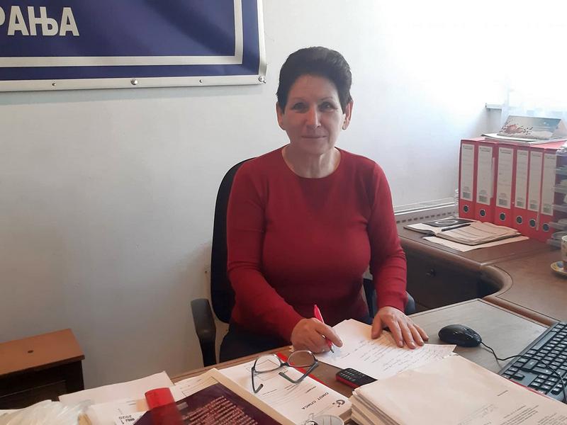 Tajnim glasanjem Ružica Stošić jednoglasno za predsednicu Sindikata