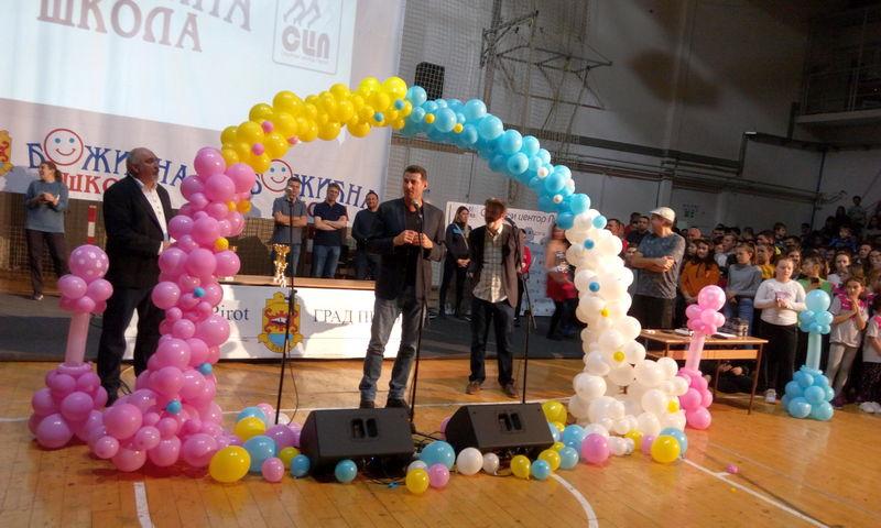 Vanja Grbić: Ovo je fenomenalna pirotska olimpijska škola