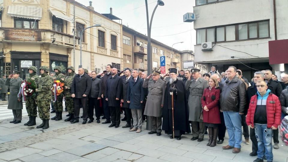 Vranje: Ustanak osvetlio put Srbima i drugim porobljenim narodima