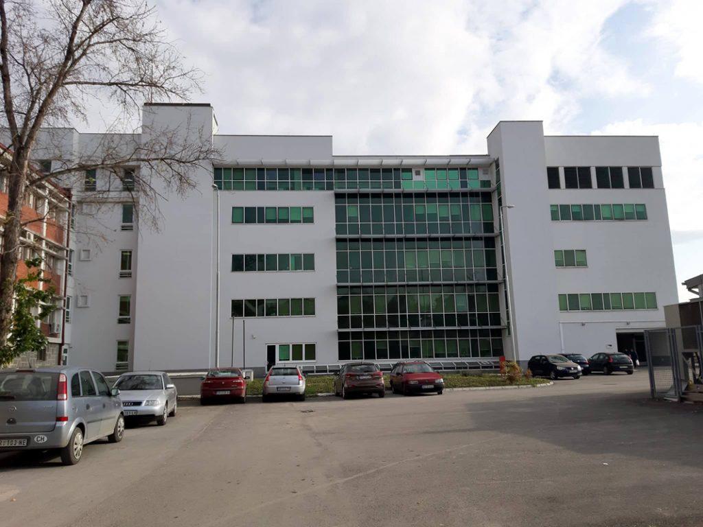 Prezentovan projekat rekonstrukcije vranjske bolnice