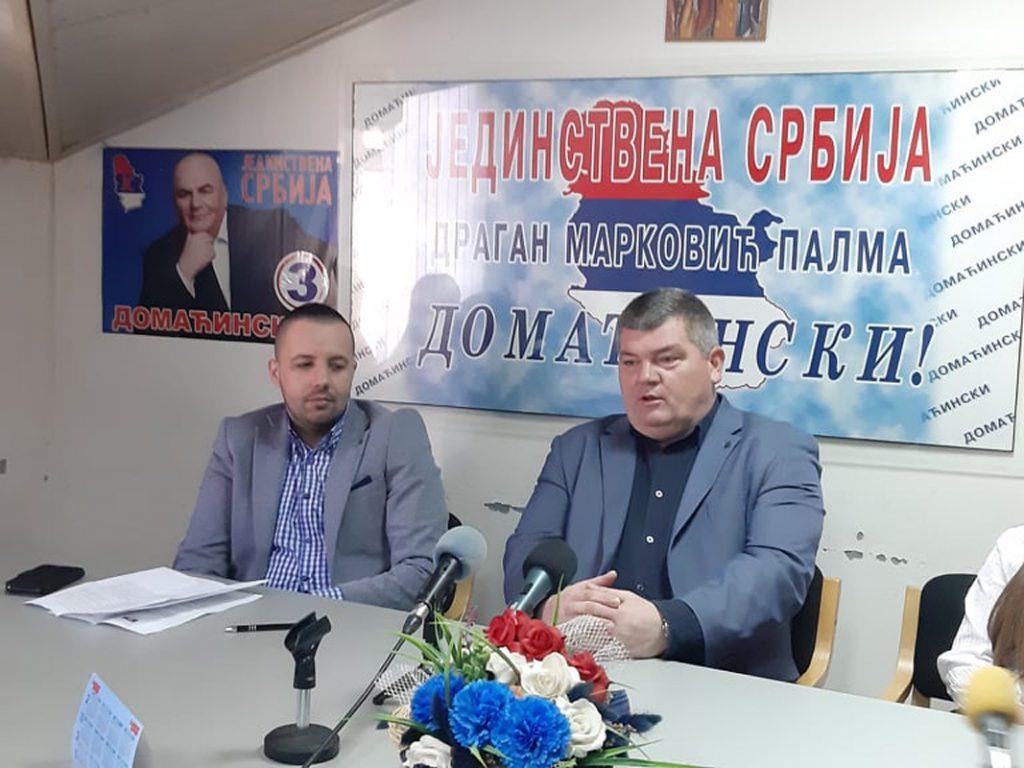 Pretučen član opštinske izborne komisije u Vranju