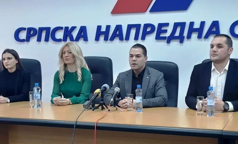 SNS: Narod vidi kako se SNS bori za Srbiju i Vranje