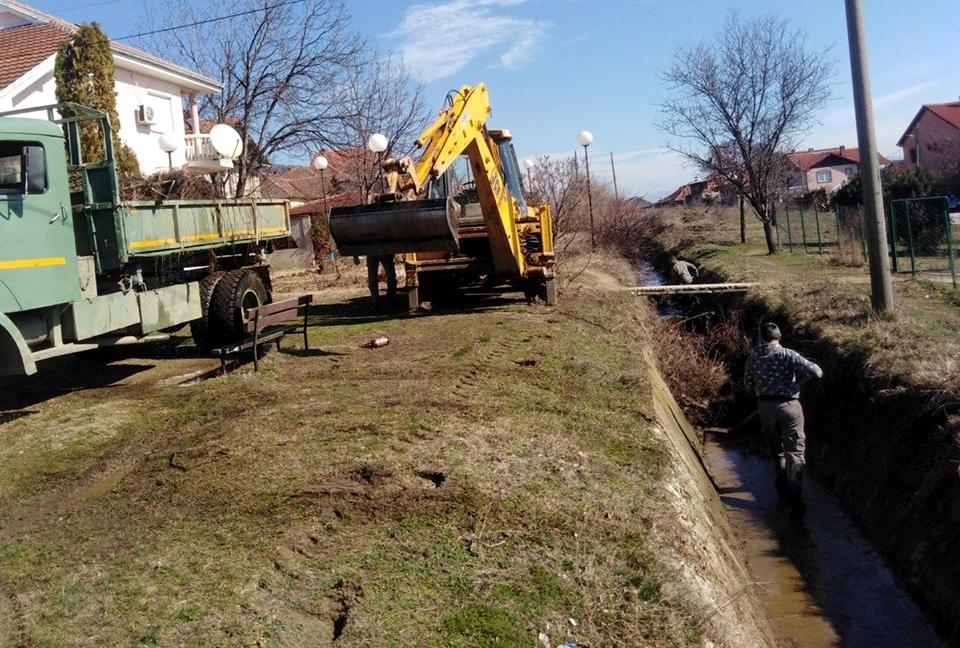 Očišćen i sobinski kanal