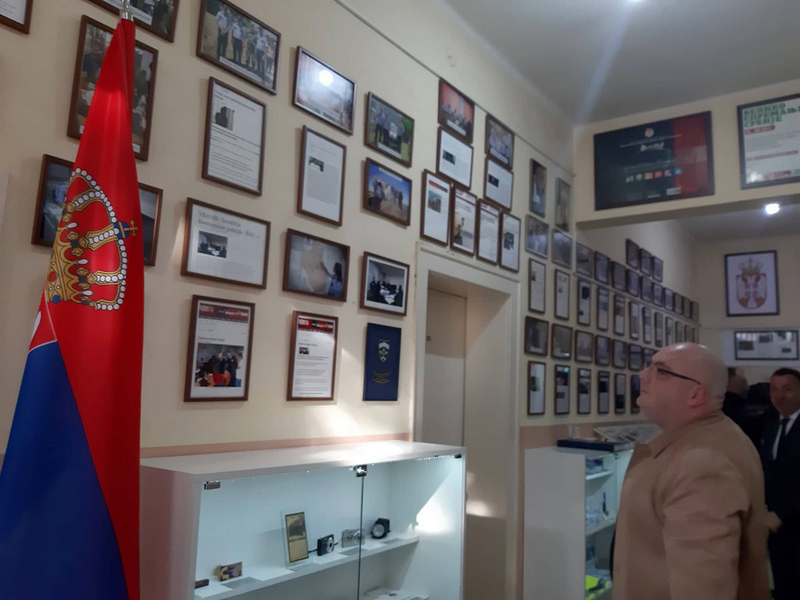 Komunalna policija otvorila Centar za posetioce