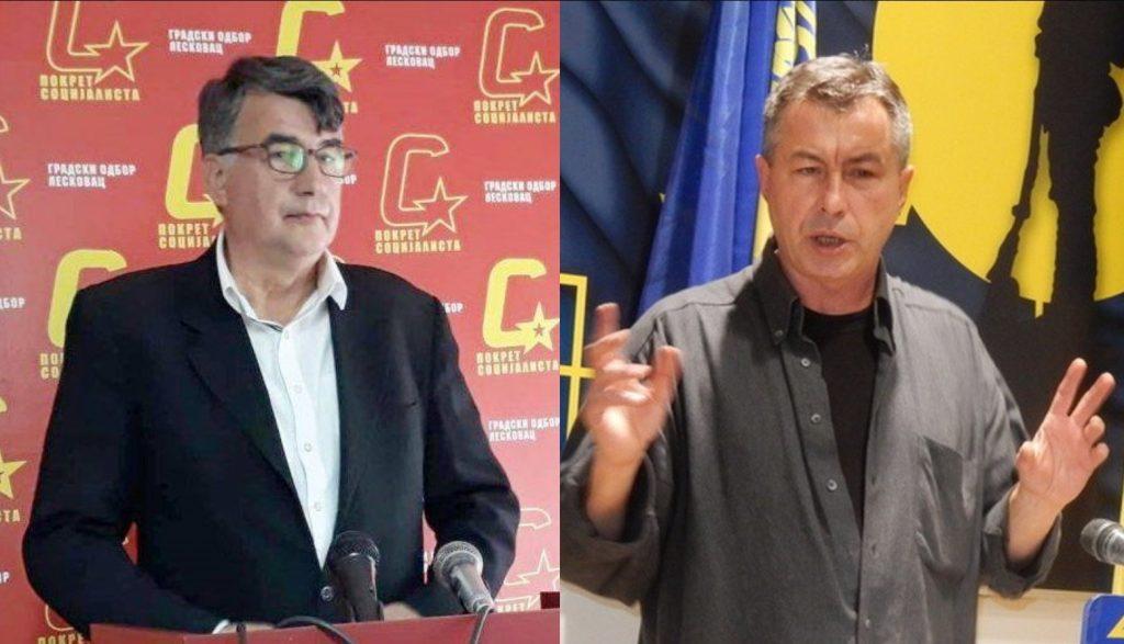 Incident sa psovanjem i optužbama na hodniku Skupštine Leskovca