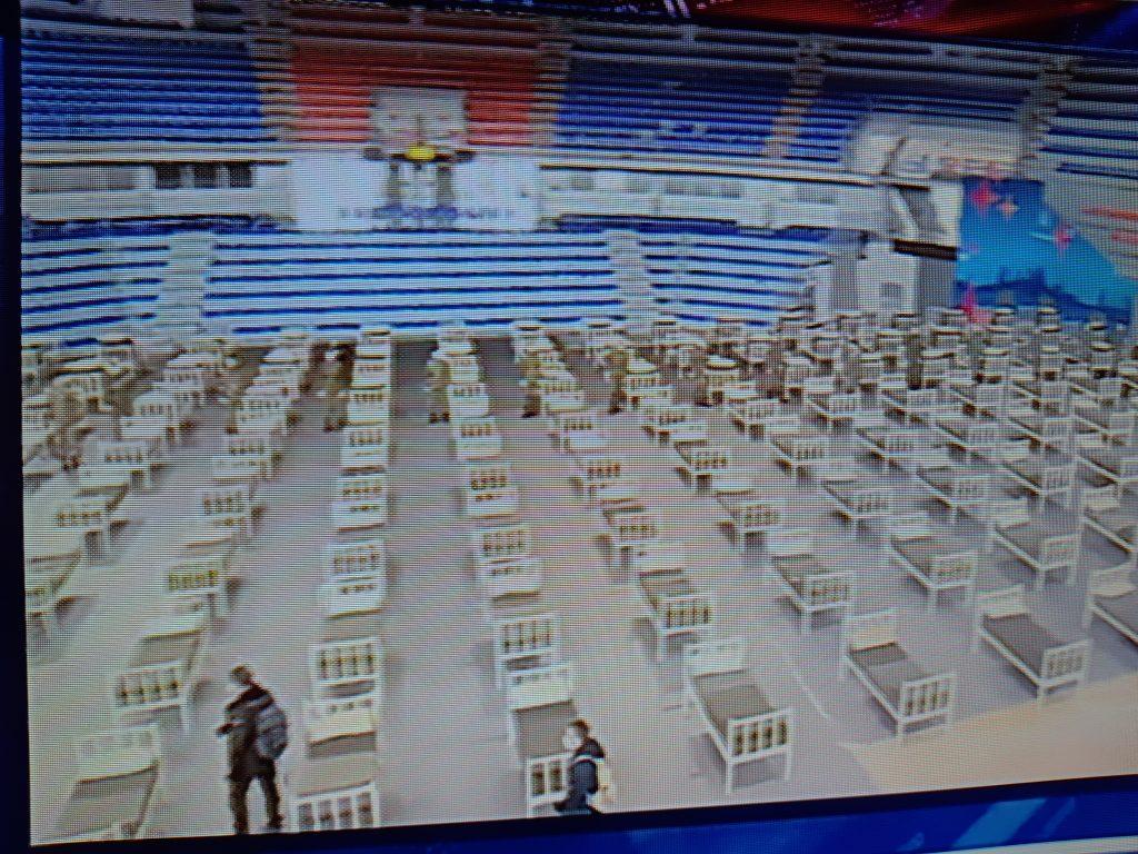Ovako izgleda zbirni bolnički centar u niškom Čairu