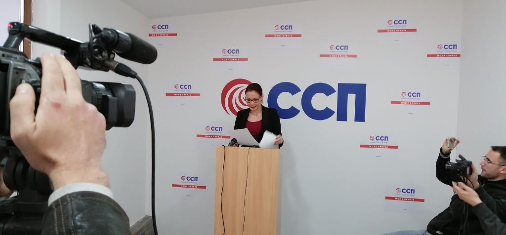 SSP traži od gradonačelnika Leskovca da uvede vanredno stanje