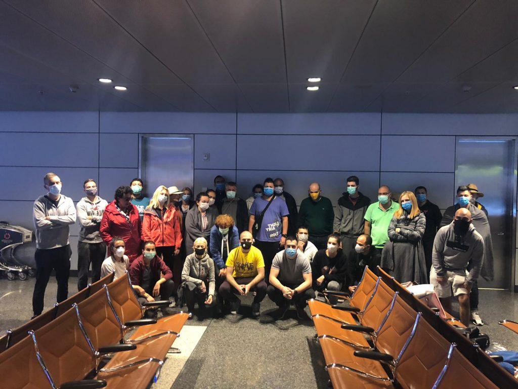 Srbi zarobljeni na aerodromu u Dohi, među njima Leskovčani i Vranjanci
