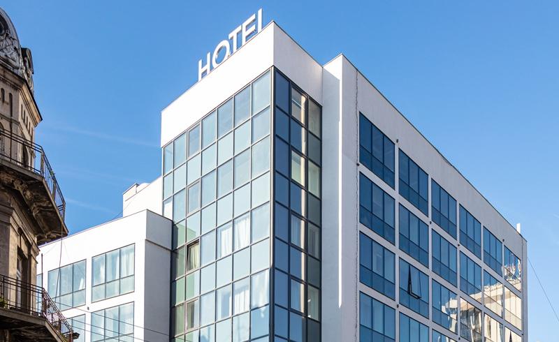 "Tončev gradnja stavila svoj hotel ""New City"" na raspolaganje gradu Nišu"