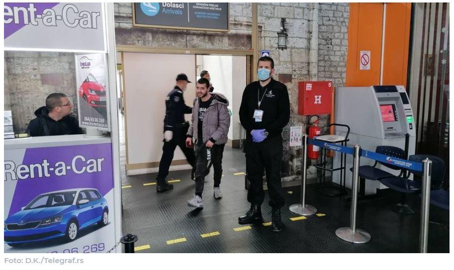 Aerodromi Srbije nemaju informacije da se falsifikovani rezultati testova na koronu prodaju na niškom aerodromu