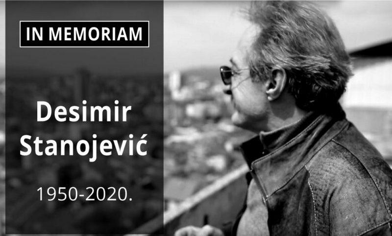 Preminuo Desimir Stanojević, jedan od omiljenih niških glumaca