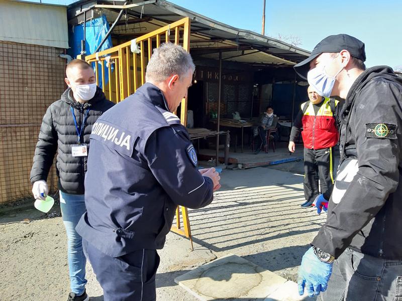 U Vranju ukupno 37 obolelih, jedna osoba izlečena