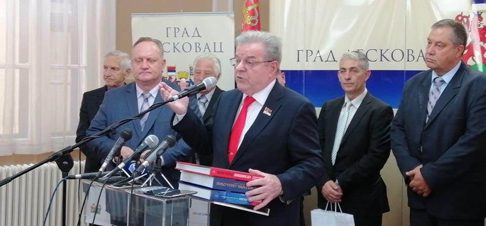 Dragomir Karić: Vučić u kampanju kreće iz Vranja, sledeći je Leskovac
