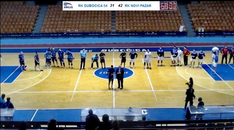 Trener Dubočice: Postigli smo veliki uspeh, ostaje žal za plej-ofom