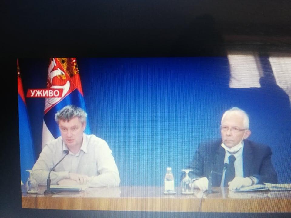 Najgori dan za Srbiju: U jednom danu 7 preminulo, 115 obolelo, BLIŽI SE ITALIJANSKI I ŠPANSKI SCENARIO ako se ne opametimo