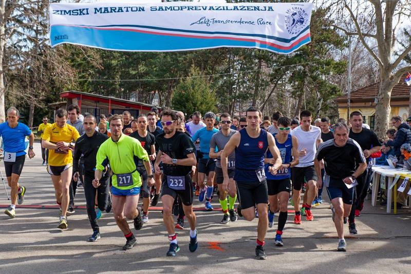 Vranjski maratonci uspešni i u Nišu