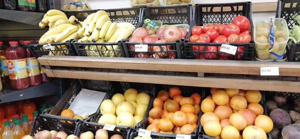 Srbija planira da uvede takse na uvoz voća i povrća