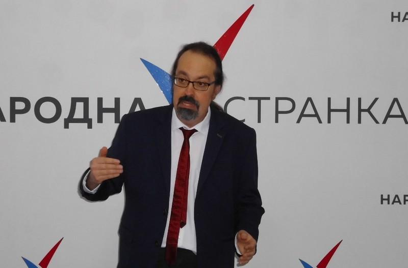 Narodna stranka Niš: Ovo nije vreme za politiku već za nacionalno jedinstvo