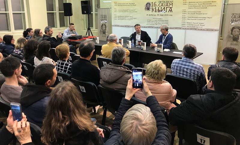 Nele Karajlić na Svetosavskom sajmu knjiga: Kako smo se voleli, mrzeli i preživljavali