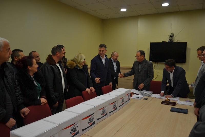 Potvrđene prve odborničke liste za buduće lokalne parlamente u Pirotskom okrugu