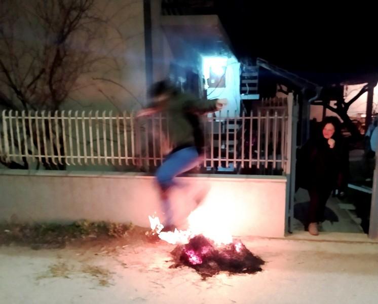 Praznik opraštanja u selu Gložanu