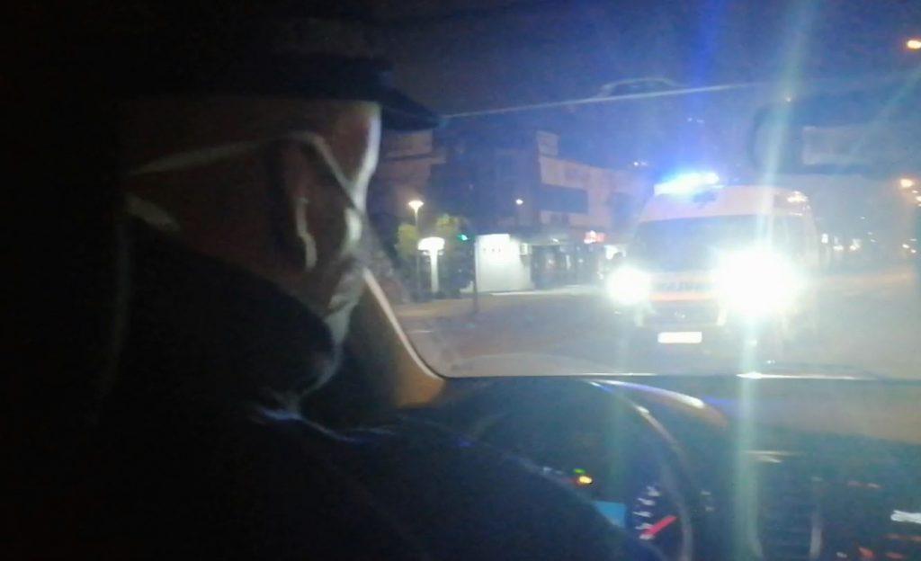 Policijski čas u Leskovcu: Na ulicama nikoga sem policije, hitne i radnika Jure