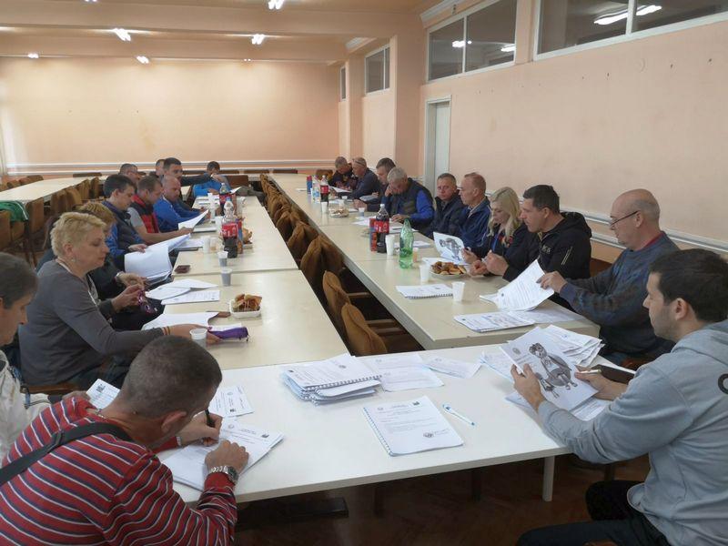 Održana redovna Skupština Saveza za školski sport grada Leskovca