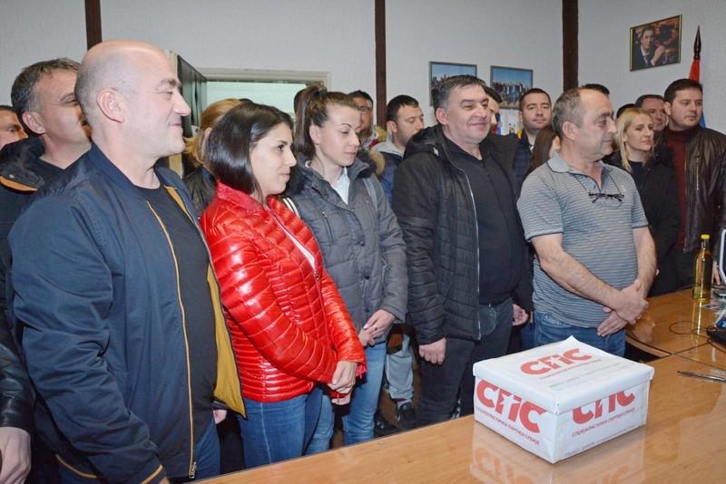 Nosilac liste SPS u Lebanu Dragan Jović