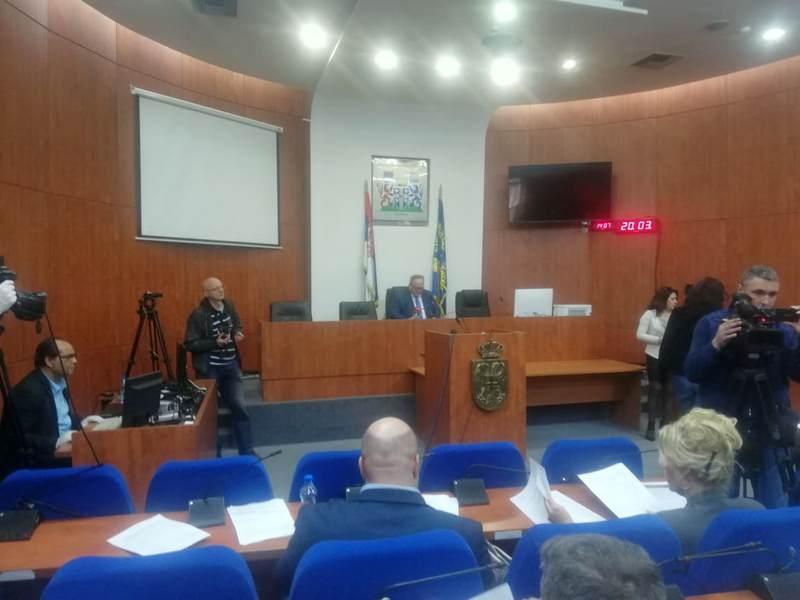 Leskovački štab za vanredne situacije održao još jednu sednicu
