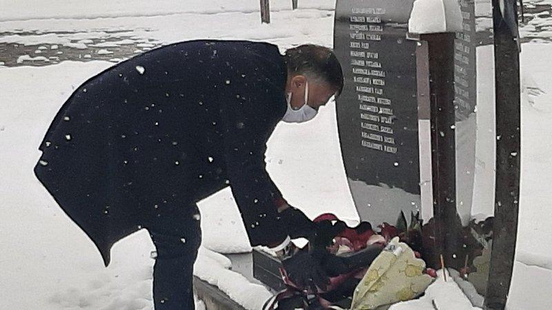 Dan sećanja na žrtve Nato bombarovanja u Surdulici