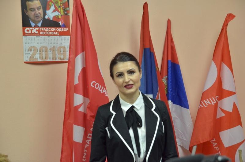 Lista kandidata SPS za odbornike u Leskovcu odslikavaju demografsku sliku Srbije