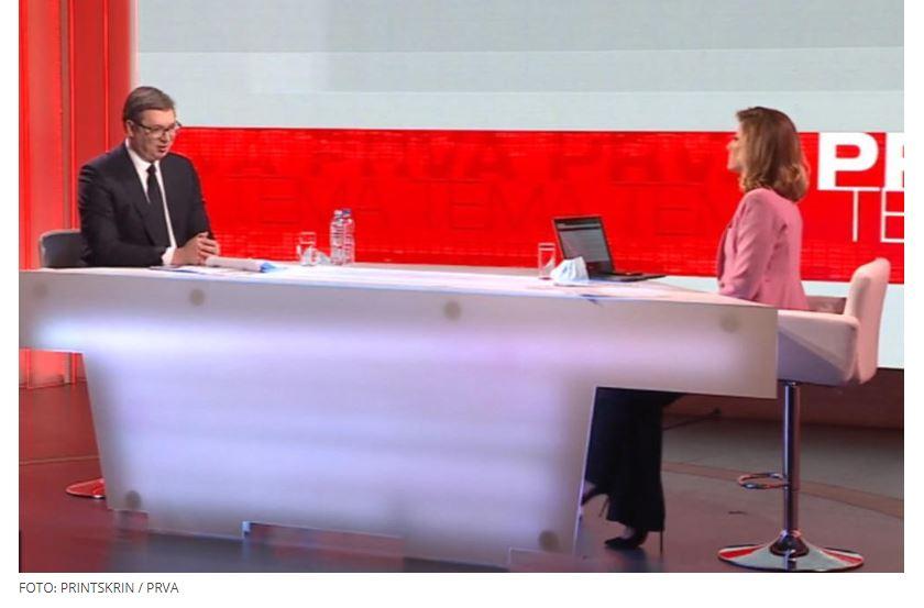 Vučić: Zabrana kretanja 24 sata ako građani ne promene ponašanje