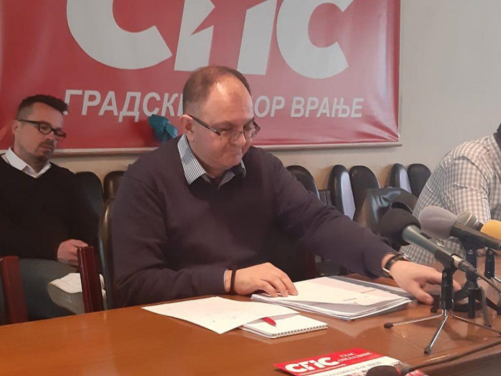 SPS u Vranju samostalno izlazi na izbore