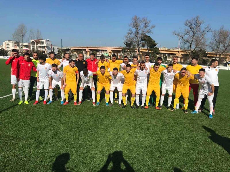 Fudbaleri Dinama puni optimizma pred meč sa ekipom Budućnosti