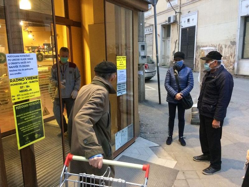SPISAK Prodavnica i apoteka koje će raditi sutra ujutru u Leskovcu za najstarije