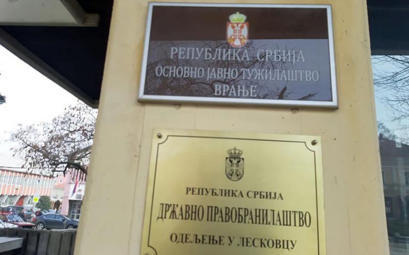 Nov način rada Višeg javnog tužilaštva u Vranju