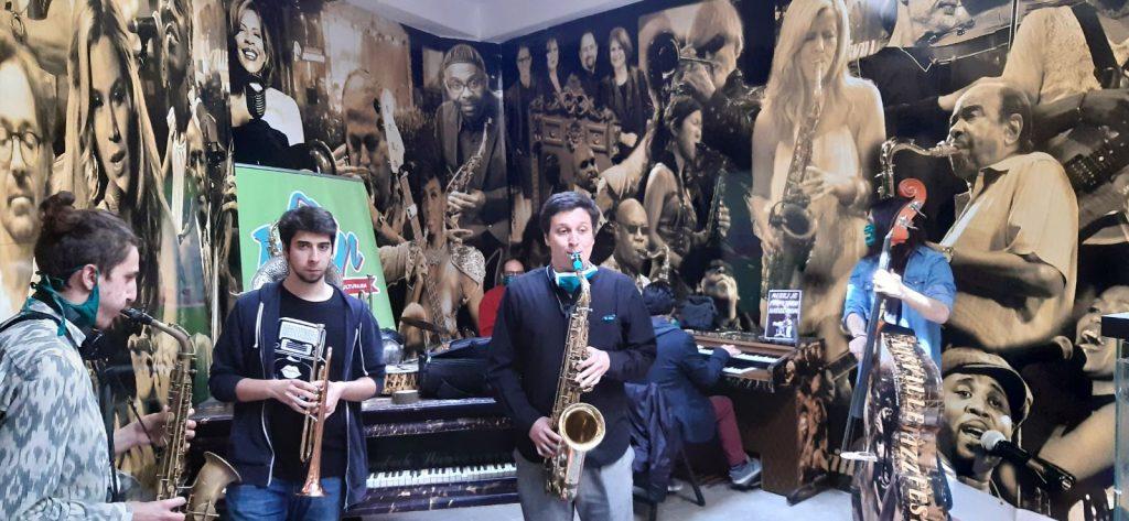 Učesnici JAIN projekta sviraili u Nišville jazz muzeju