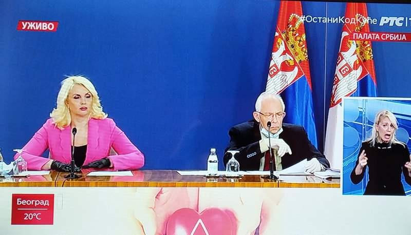Za 24 časa u Srbiji je testirano 3.563 osoba od kojih je 207 pozitivno, umrlo 5 osoba