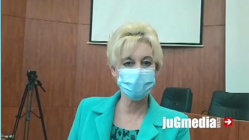 Aleksandra Nikolić: Leskovac nije žarište korone, veći broj obolelih beleži se zbog ciljanog testiranja