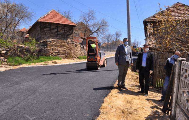Za asfaltiranje u vanrednom stanju 25 miliona