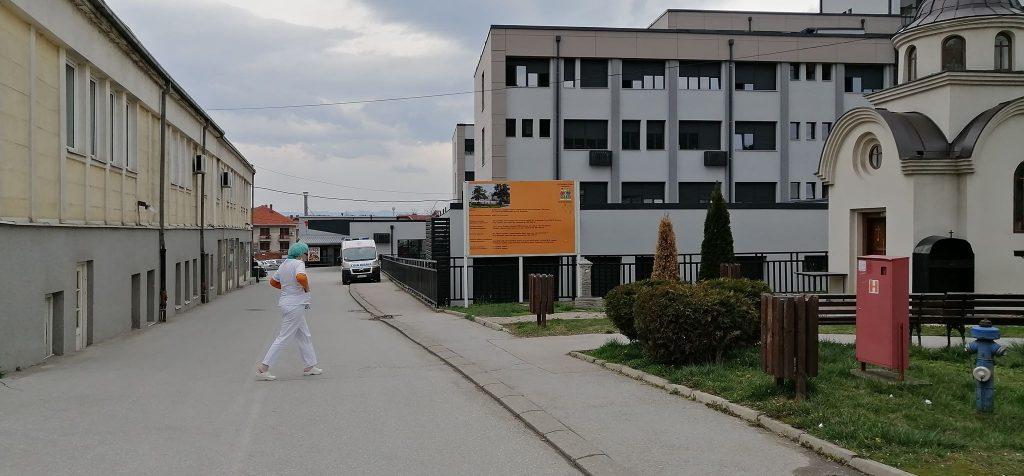 U Kovid bolnici preminula dva pacijenta iz Leskovca i Medveđe