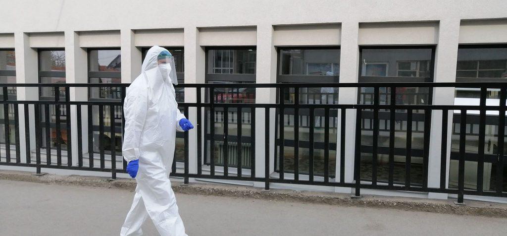 Od posledica korone u Leskovcu preminule još tri osobe, u Nišu pet i u Vranju jedna