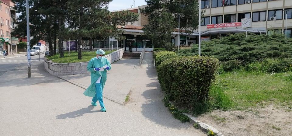 Od 98 pacijenata u leskovačkoj bolnici 48 pozitivno, primljeno još 12 zbog sumnje na koronu