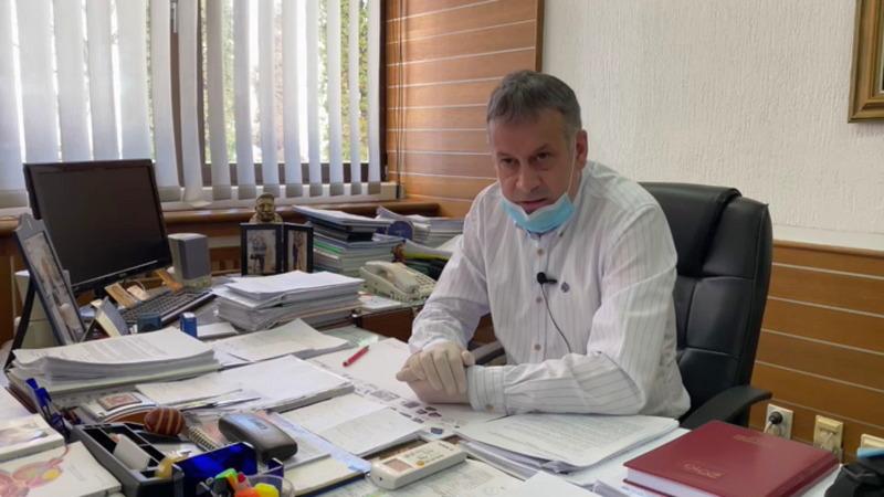 Petrović: U Opštoj bolnici Pirot nemamo nijednog pacijenta koji je pozitivan na virus korona