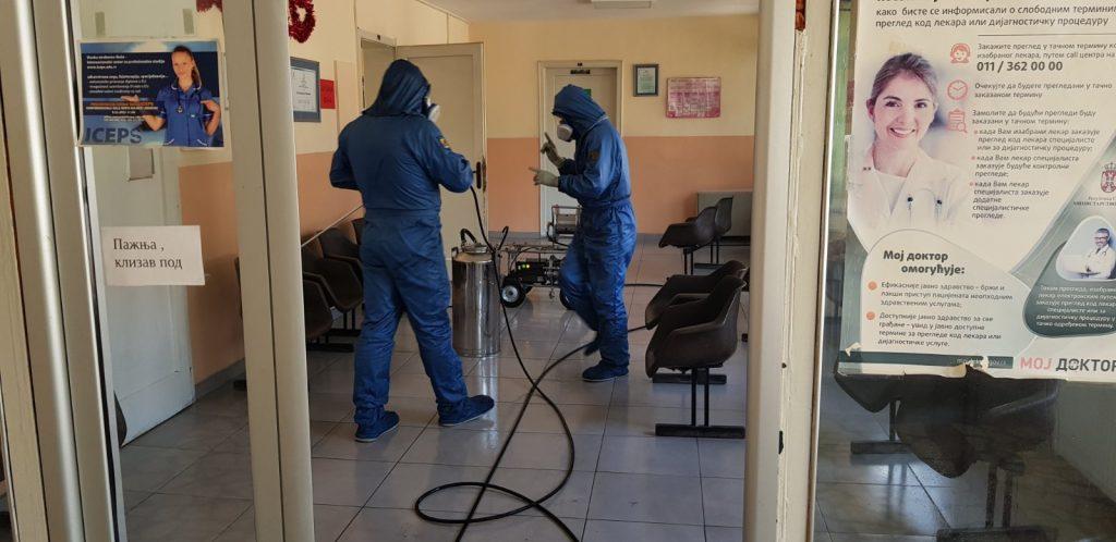 U dane vikenda u Leskovcu šestoro a Medveđi petoro novozaraženih, testirani svi zaposleni u rudniku Lece